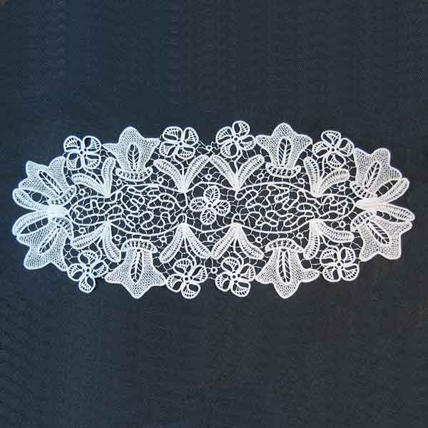 Free Crochet Pattern For Snowflake Table Runner : TABLERUNNER CROCHET PATTERNS